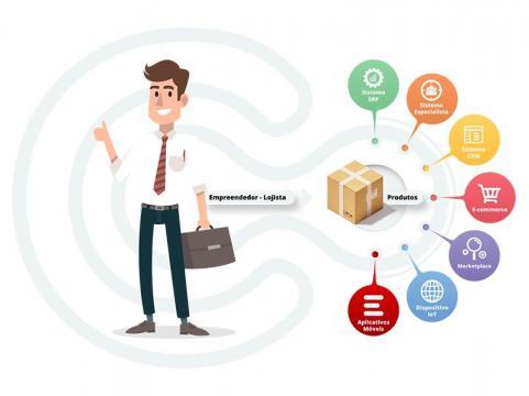 Simplifique, potencialize novos negócios e faça parte da transformação digital.